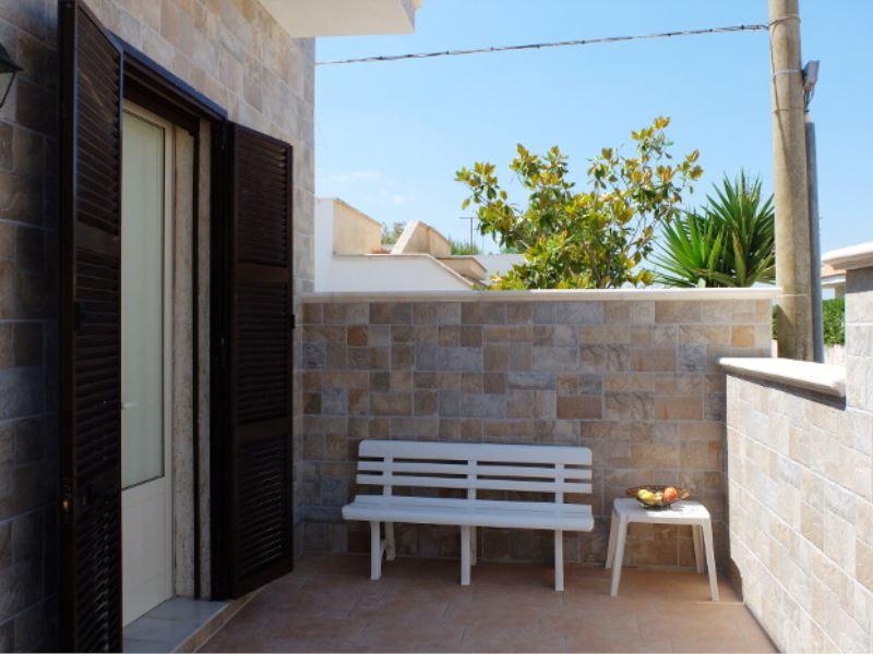 Casa Elisena sx, sulla sabbia dietro Lido La Pineta