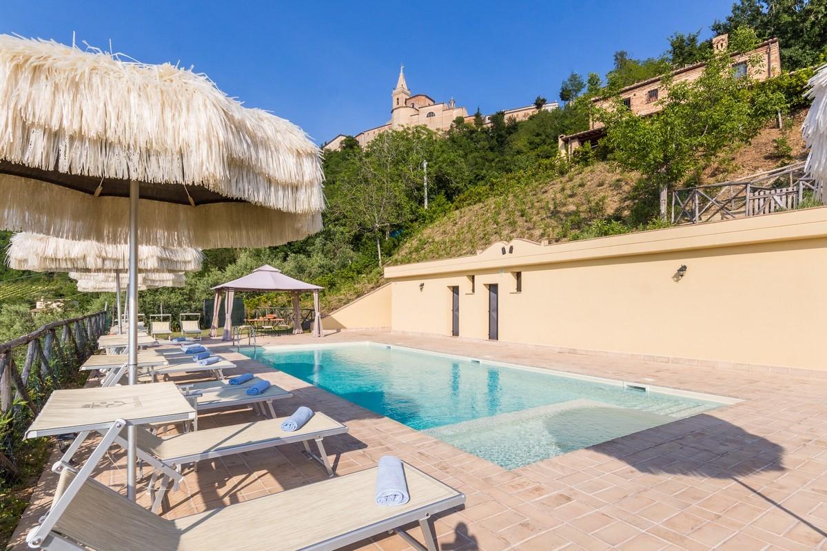 Ferienhaus VILLA TORRE (2129935), Ripatransone, Ascoli Piceno, Marken, Italien, Bild 2