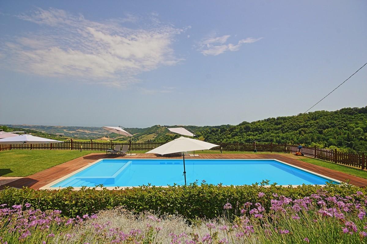 Ferienhaus VILLA LA FONTE 14 (2129947), Ripatransone, Ascoli Piceno, Marken, Italien, Bild 3