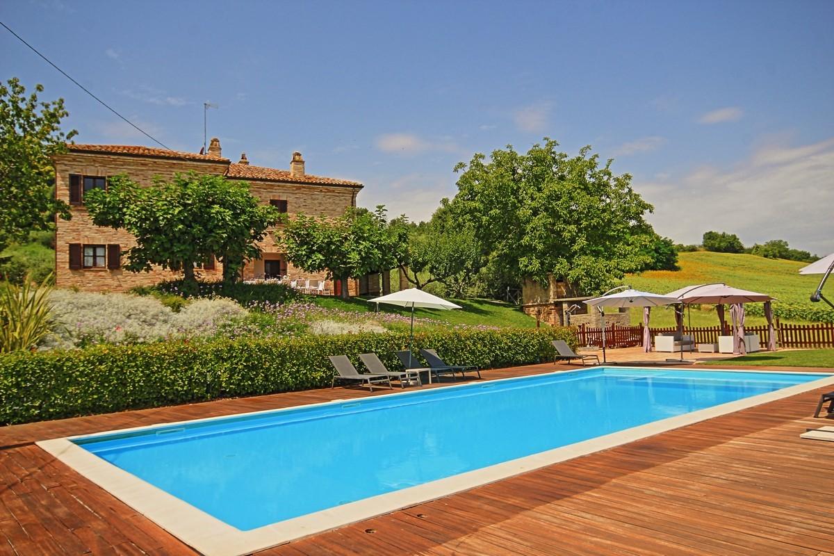 Ferienhaus VILLA LA FONTE 14 (2129947), Ripatransone, Ascoli Piceno, Marken, Italien, Bild 4