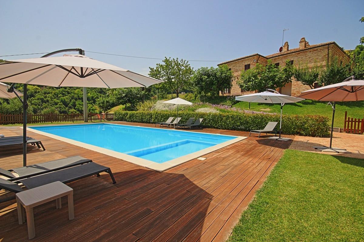 Ferienhaus VILLA LA FONTE 14 (2129947), Ripatransone, Ascoli Piceno, Marken, Italien, Bild 5