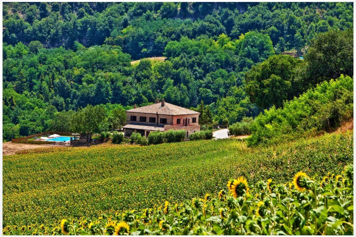 Ferienhaus VILLA LA FONTE 14 (2129947), Ripatransone, Ascoli Piceno, Marken, Italien, Bild 13