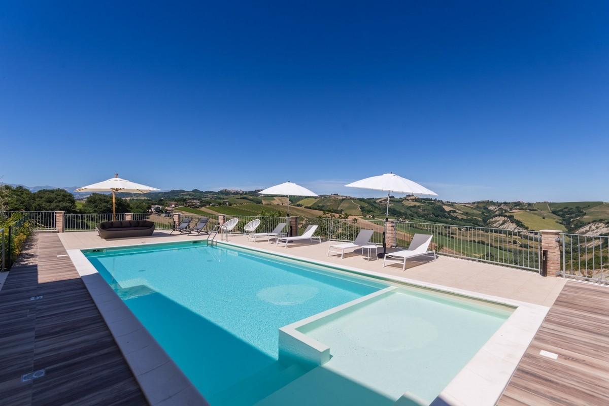 Ferienhaus VILLA CALANCHI (2129951), Cossignano, Ascoli Piceno, Marken, Italien, Bild 1
