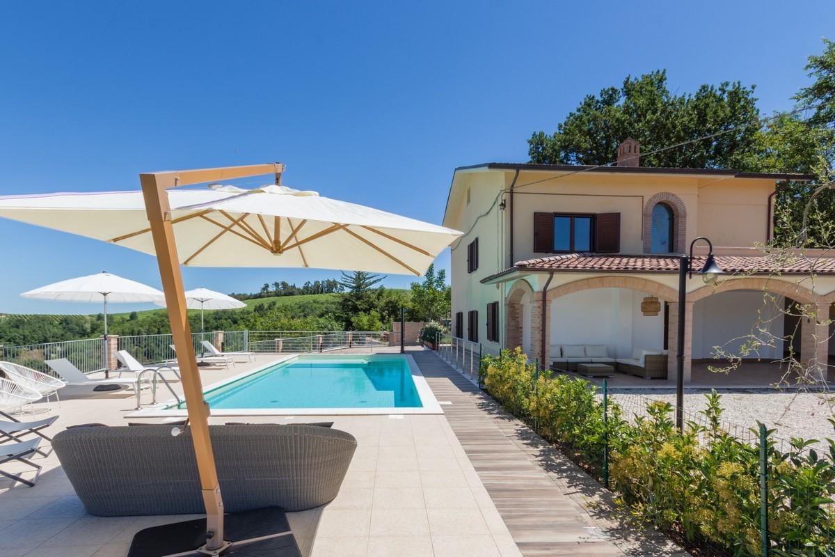 Ferienhaus VILLA CALANCHI (2129951), Cossignano, Ascoli Piceno, Marken, Italien, Bild 2