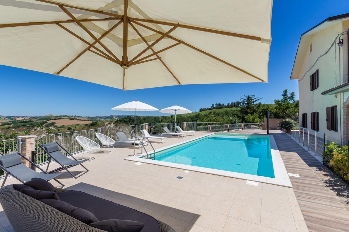 Ferienhaus VILLA CALANCHI (2129951), Cossignano, Ascoli Piceno, Marken, Italien, Bild 4
