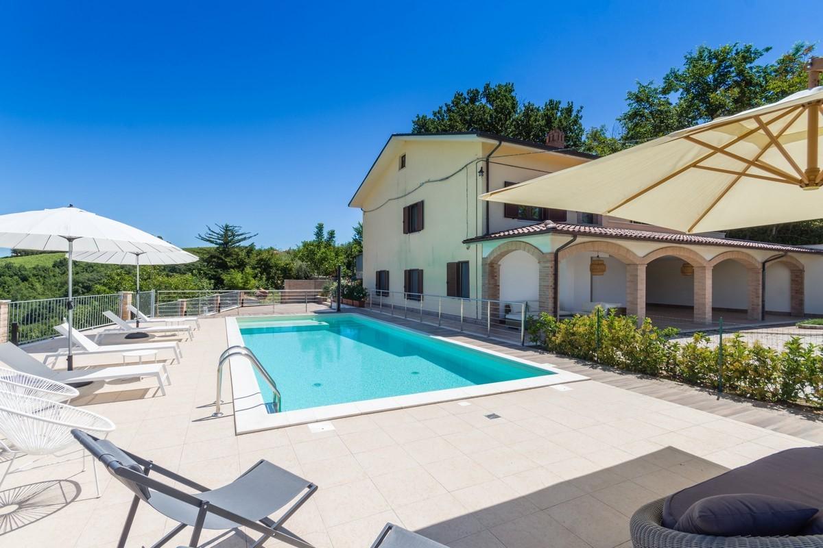 Ferienhaus VILLA CALANCHI (2129951), Cossignano, Ascoli Piceno, Marken, Italien, Bild 6