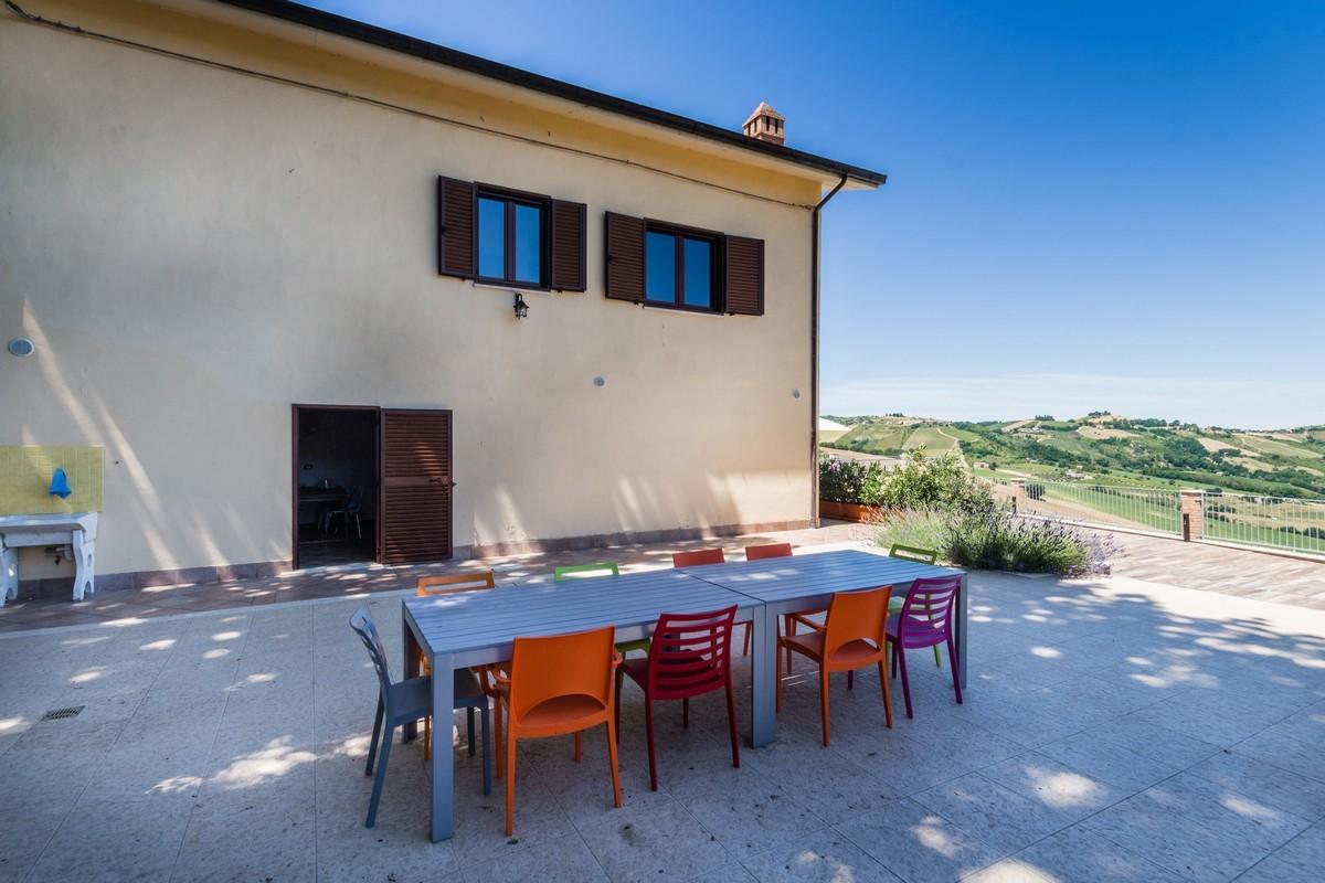Ferienhaus VILLA CALANCHI (2129951), Cossignano, Ascoli Piceno, Marken, Italien, Bild 9