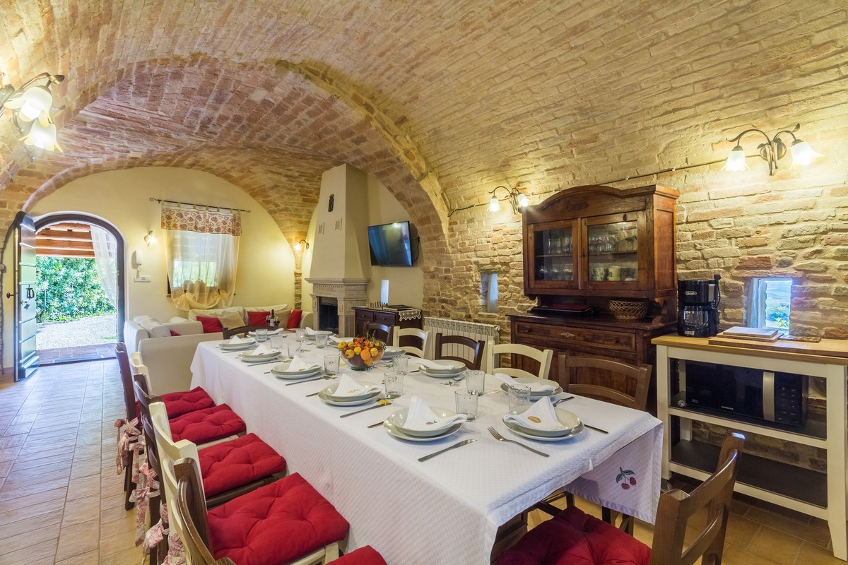 Ferienhaus VILLA TORRE (2129935), Ripatransone, Ascoli Piceno, Marken, Italien, Bild 13