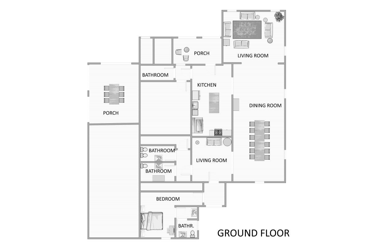 Ferienhaus VILLA LA FONTE 14 (2129947), Ripatransone, Ascoli Piceno, Marken, Italien, Bild 21