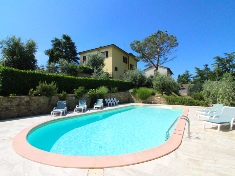 Il Poggiolo private swimming pool