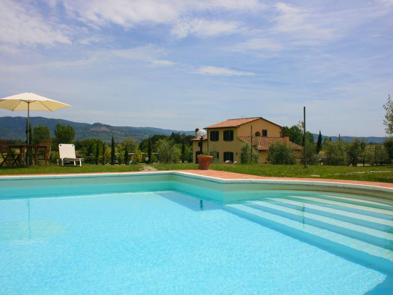 Villa Marcigliano sleeps 20 private pool