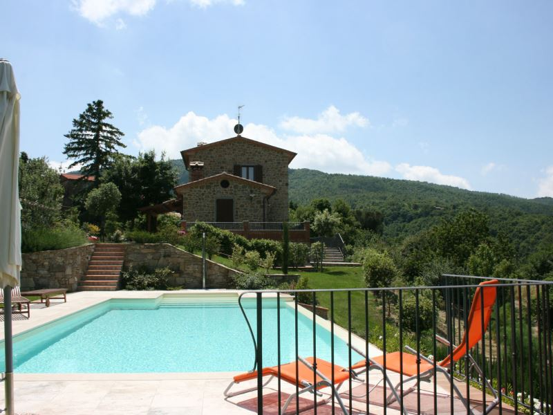 Villa sleeps 6 private pool Villa Cantalena