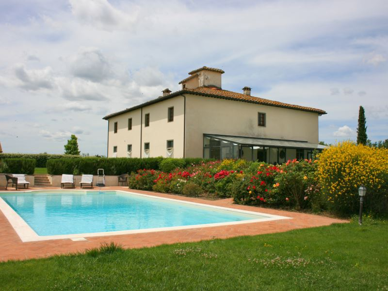 Villa de Michelangioli, air con, private pool sleeps 18