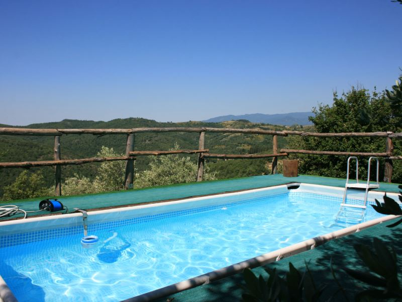 air con villa la casina del bosco private pool