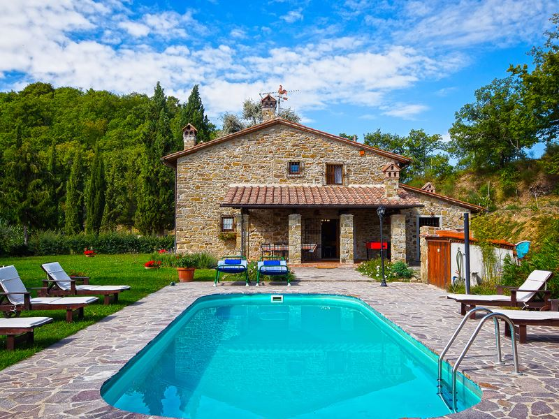 Podere Il Castello, private pool, table tennis, table football