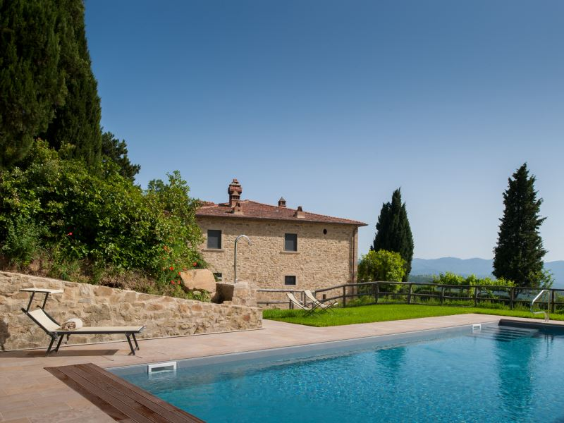 Villa Leopoldina, private pool, sleeps 12