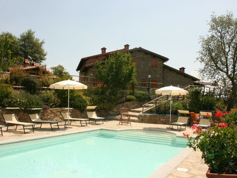 Villa Casavecchia sleeps 20 private pool