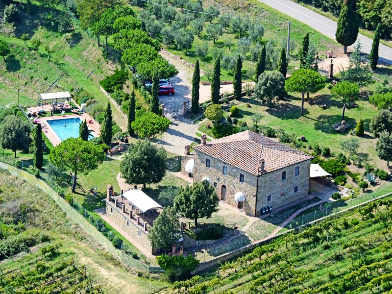 Villa with private pool and table tennis Infinito