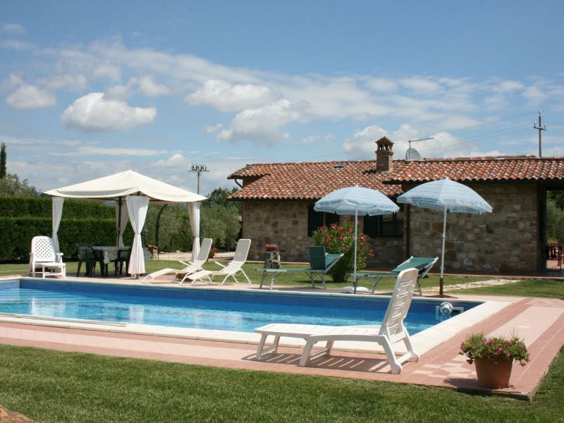 Villa Susanna, private pool, table tennis, Umbria