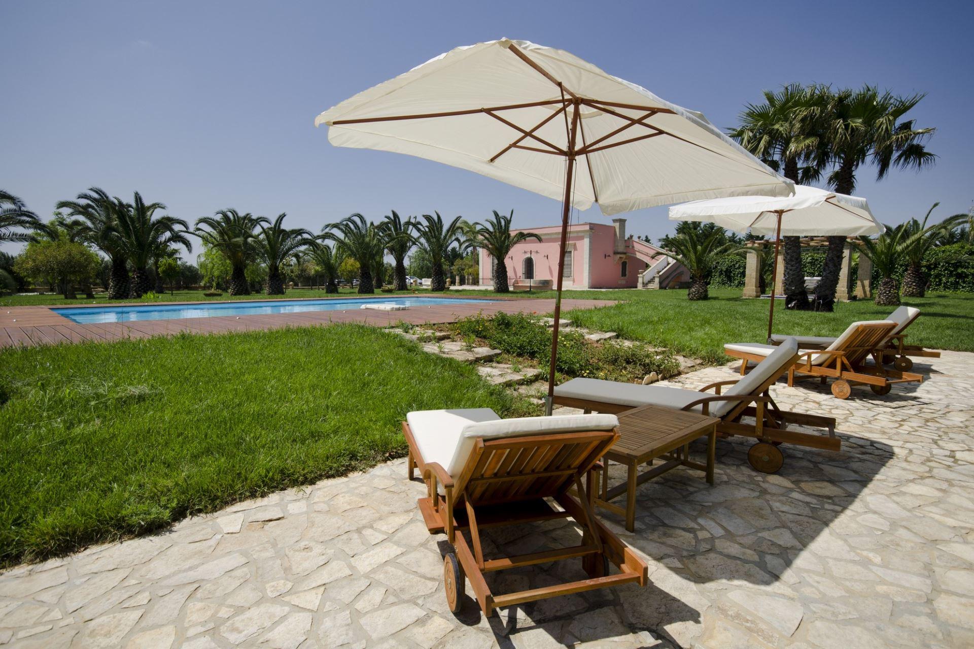 Villa I Giardini di Marzo, con piscina privata