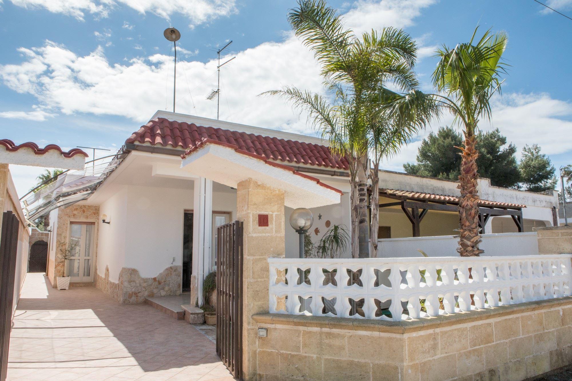 Villa Serena, con giardino e 3 camere letto