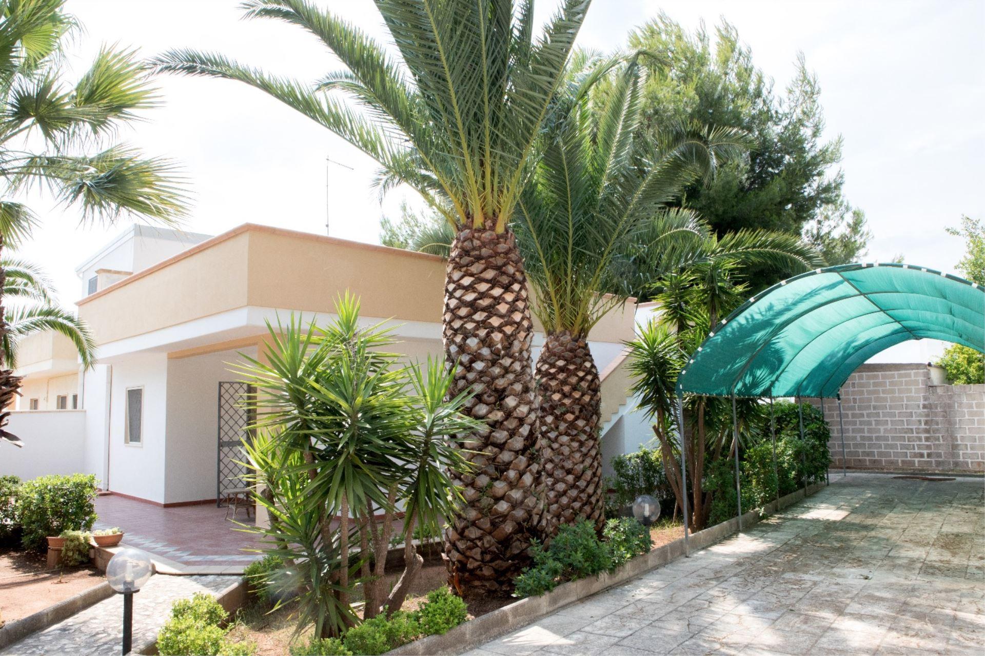 Villa Belvedere, soluzione indipendente con giardino