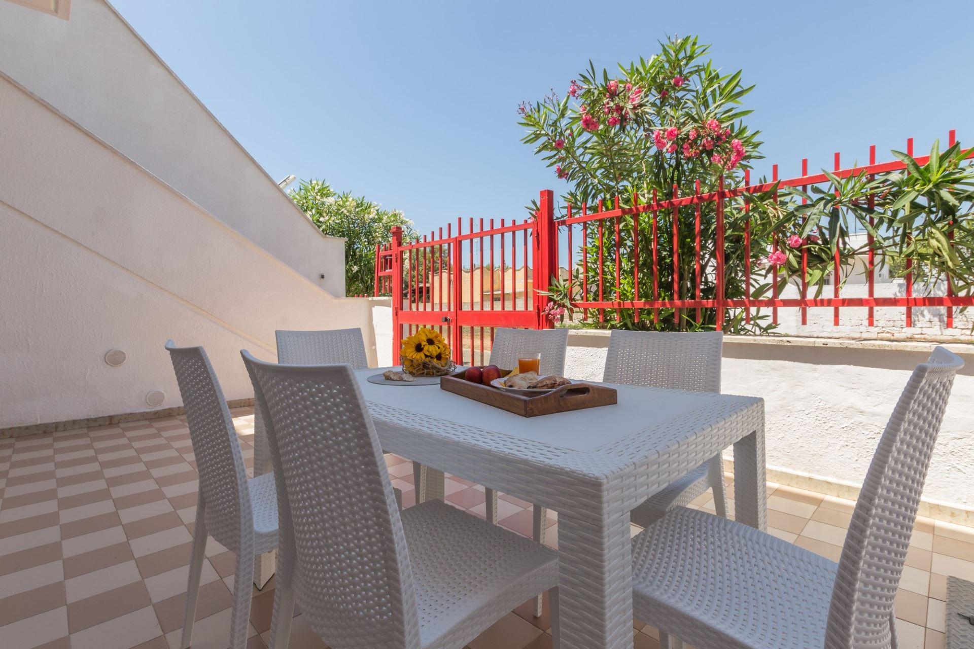 Casa Gaia, appartamento vacanze con spazio esterno