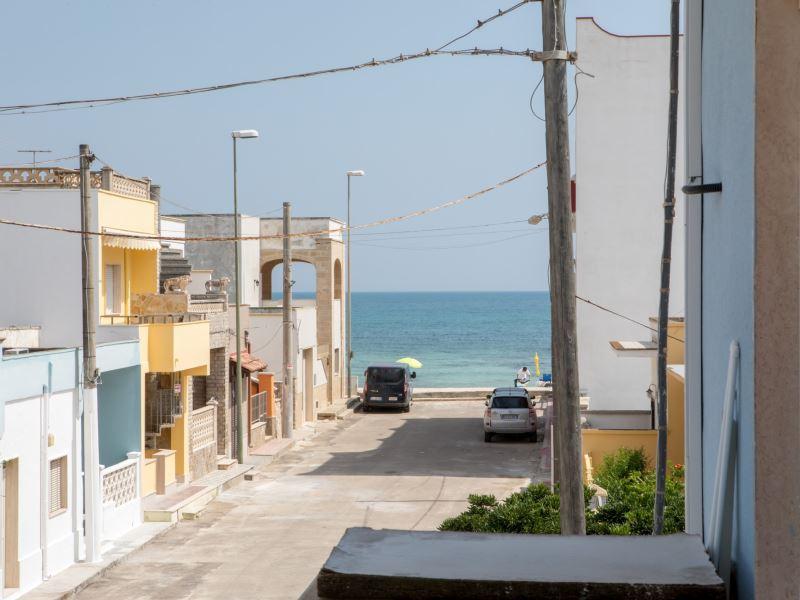 Bilocale Mare Blu, 30 metri dalla spiaggia