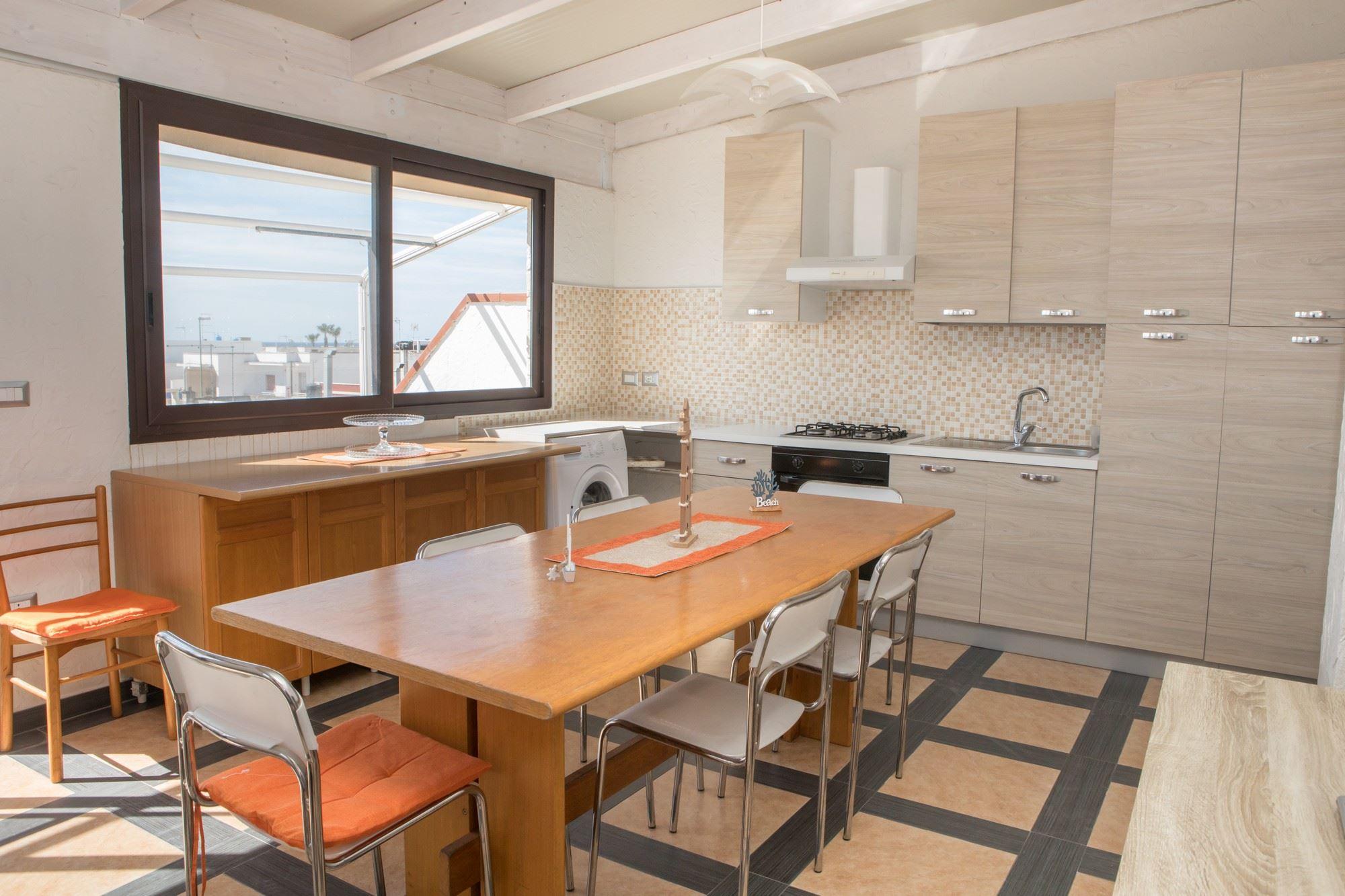 Appartamento Acquamarina 2, con terrazza attrezzata