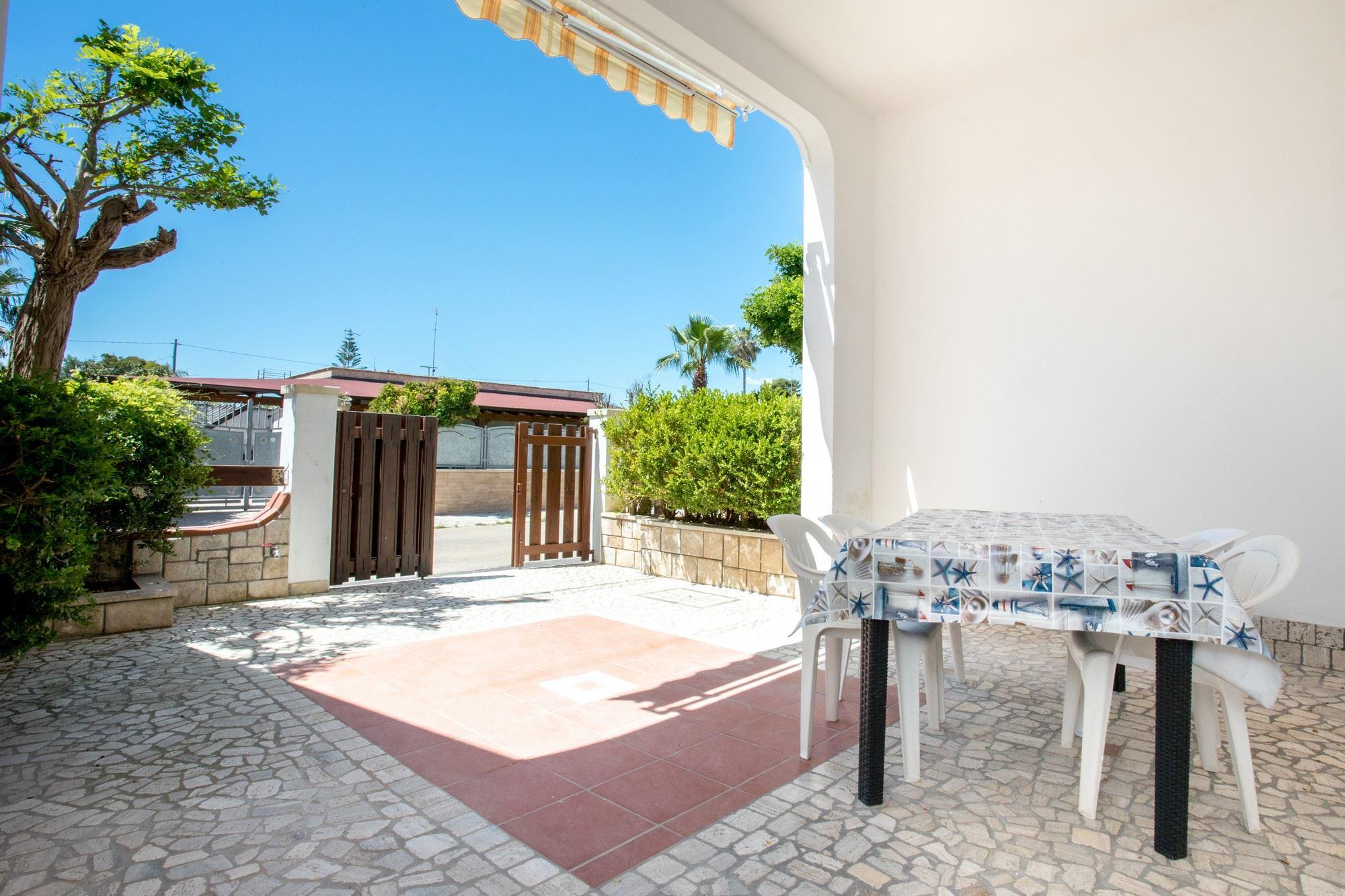 Villa Bahia, 300 metri dalla spiaggia di Torre Lapillo