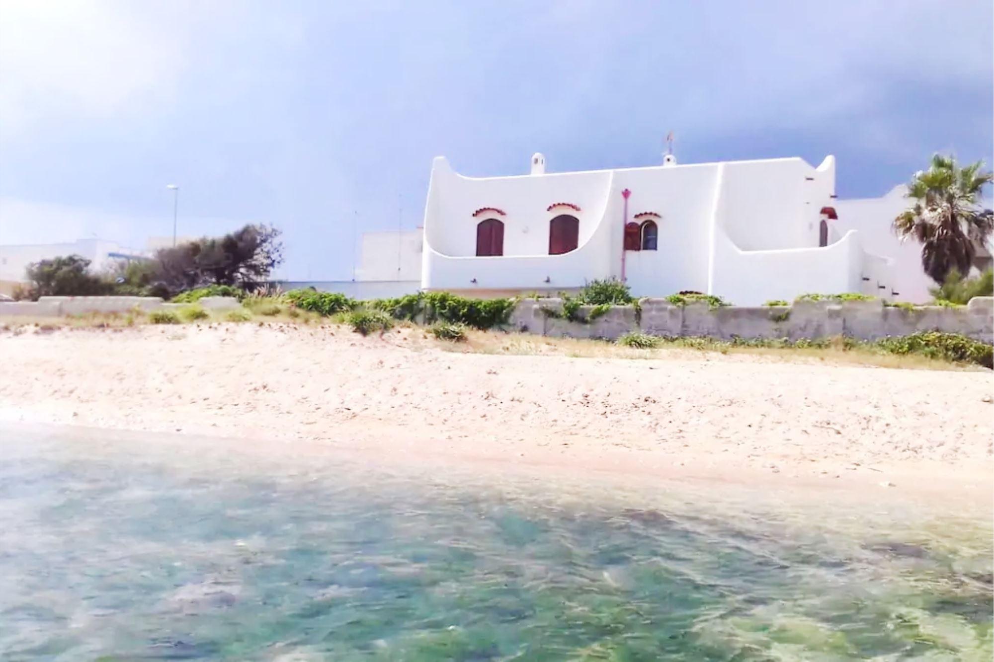 Villa Layla, direttamente sulla spiaggia con vista mare
