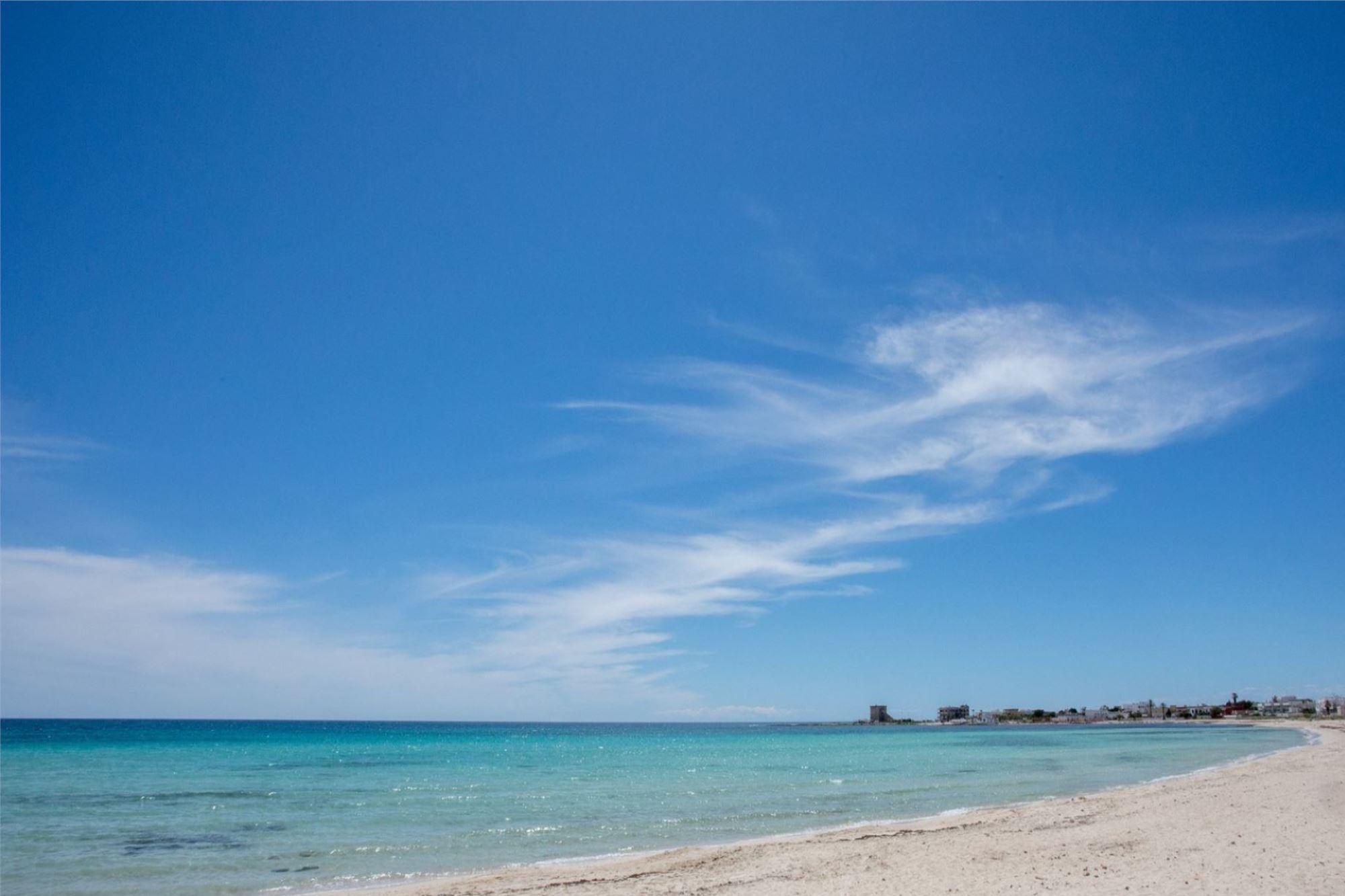 Bilocale Bianca SX, vicino alle spiagge belle del Salento