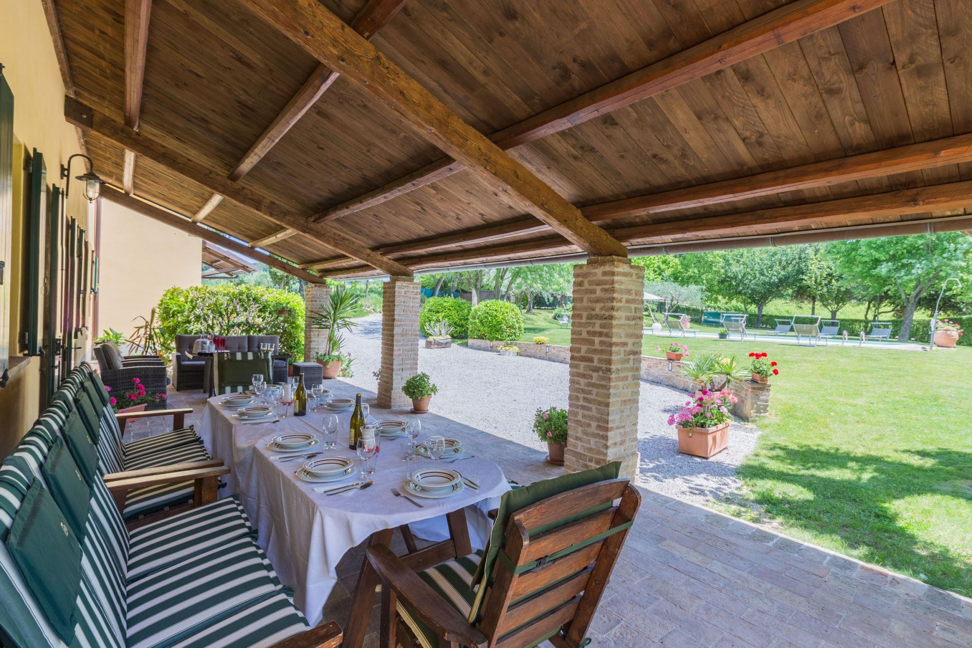Ferienhaus VILLA DELLE VIGNE (2129909), Pesaro, Pesaro und Urbino, Marken, Italien, Bild 24