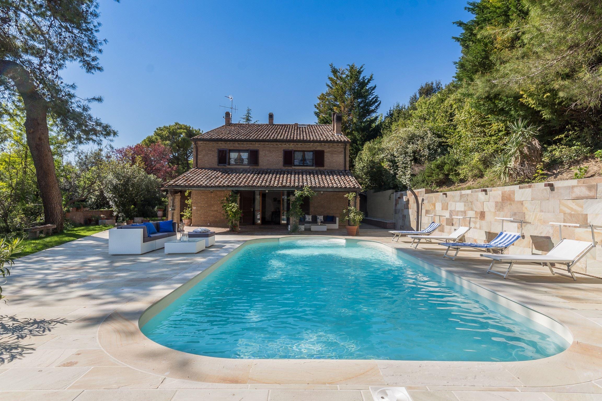 Ferienhaus VILLA MARINA (2195811), Pesaro, Pesaro und Urbino, Marken, Italien, Bild 22