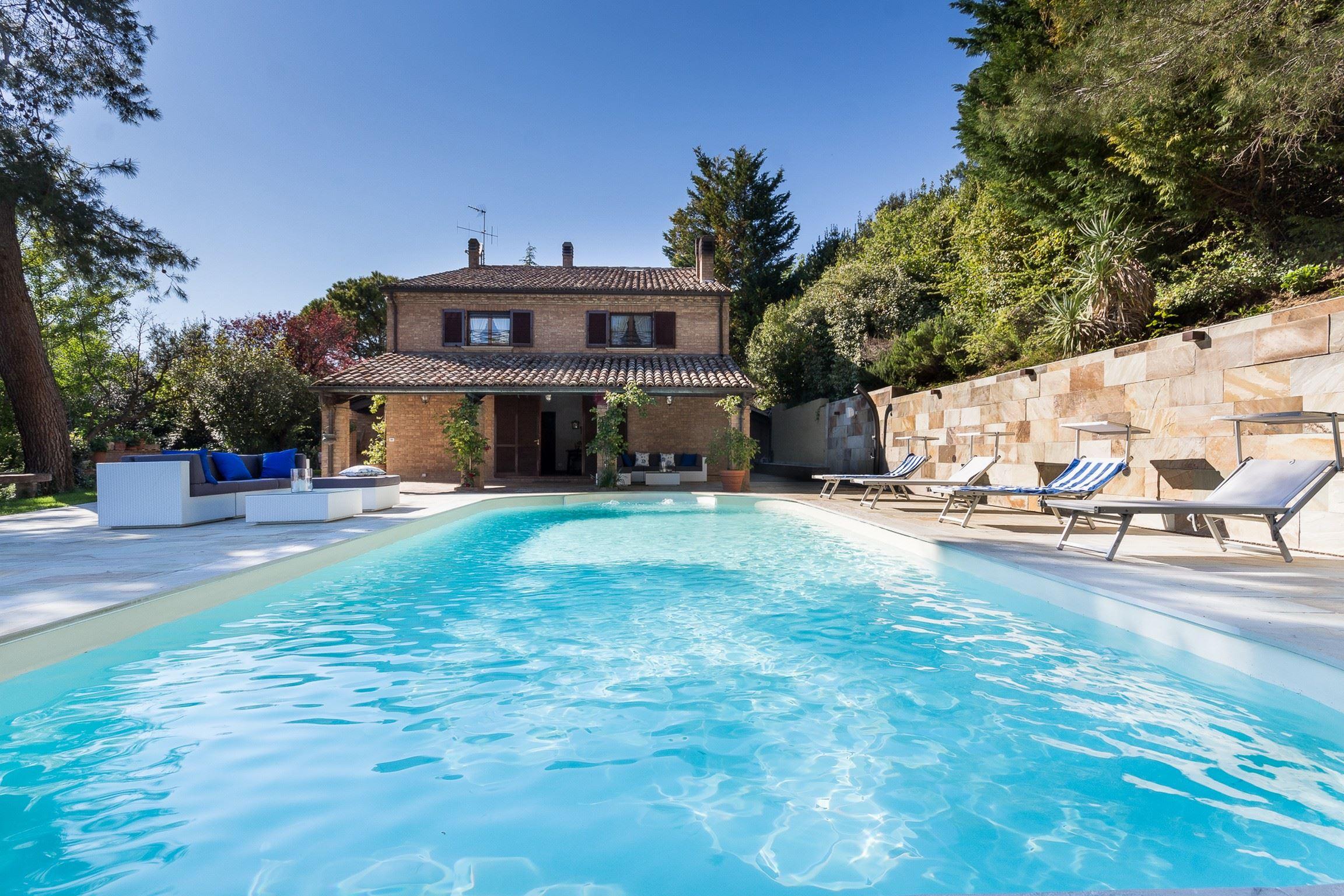 Ferienhaus VILLA MARINA (2195811), Pesaro, Pesaro und Urbino, Marken, Italien, Bild 16