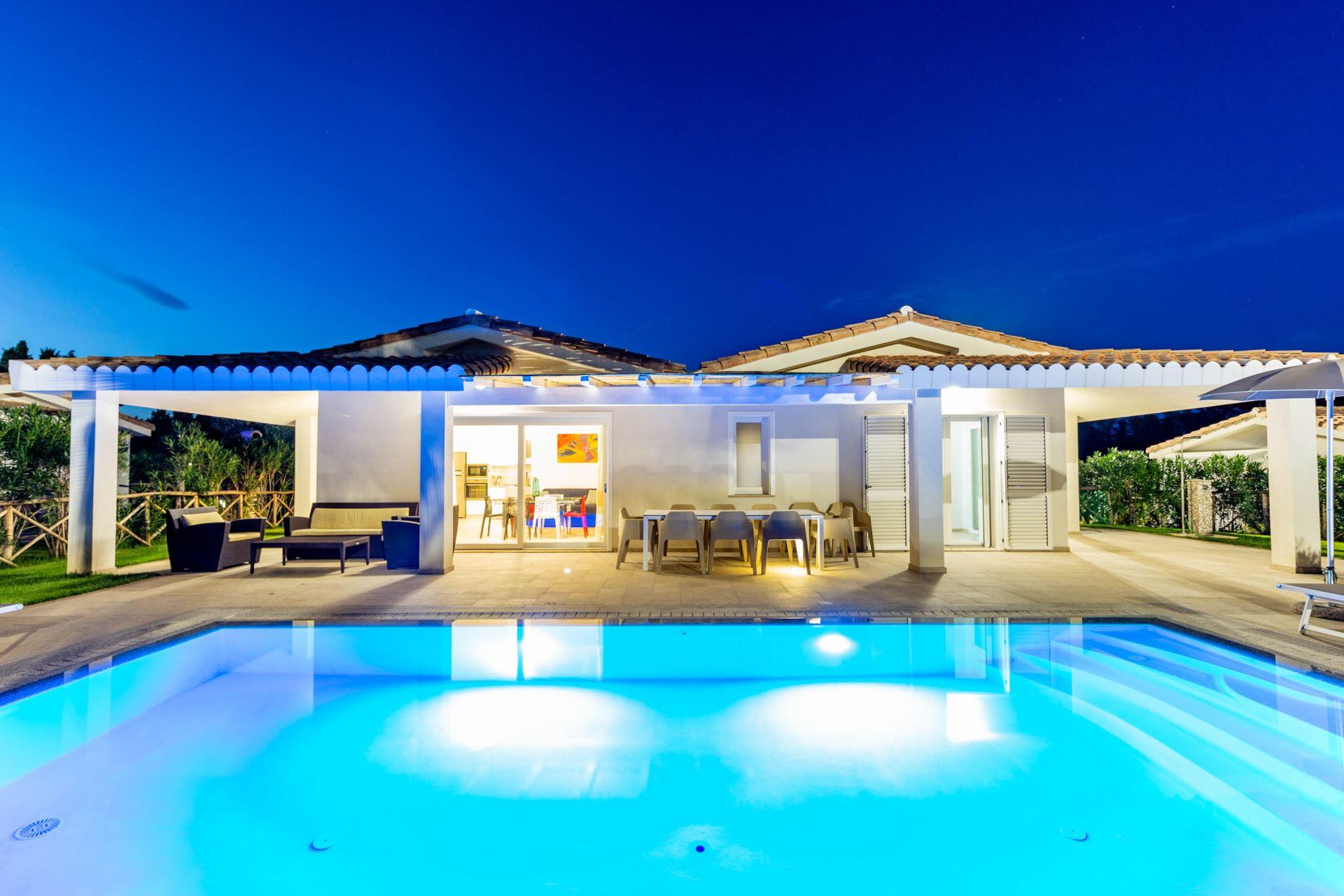 Ville d'Ogliastra, Villa con piscina privata VX