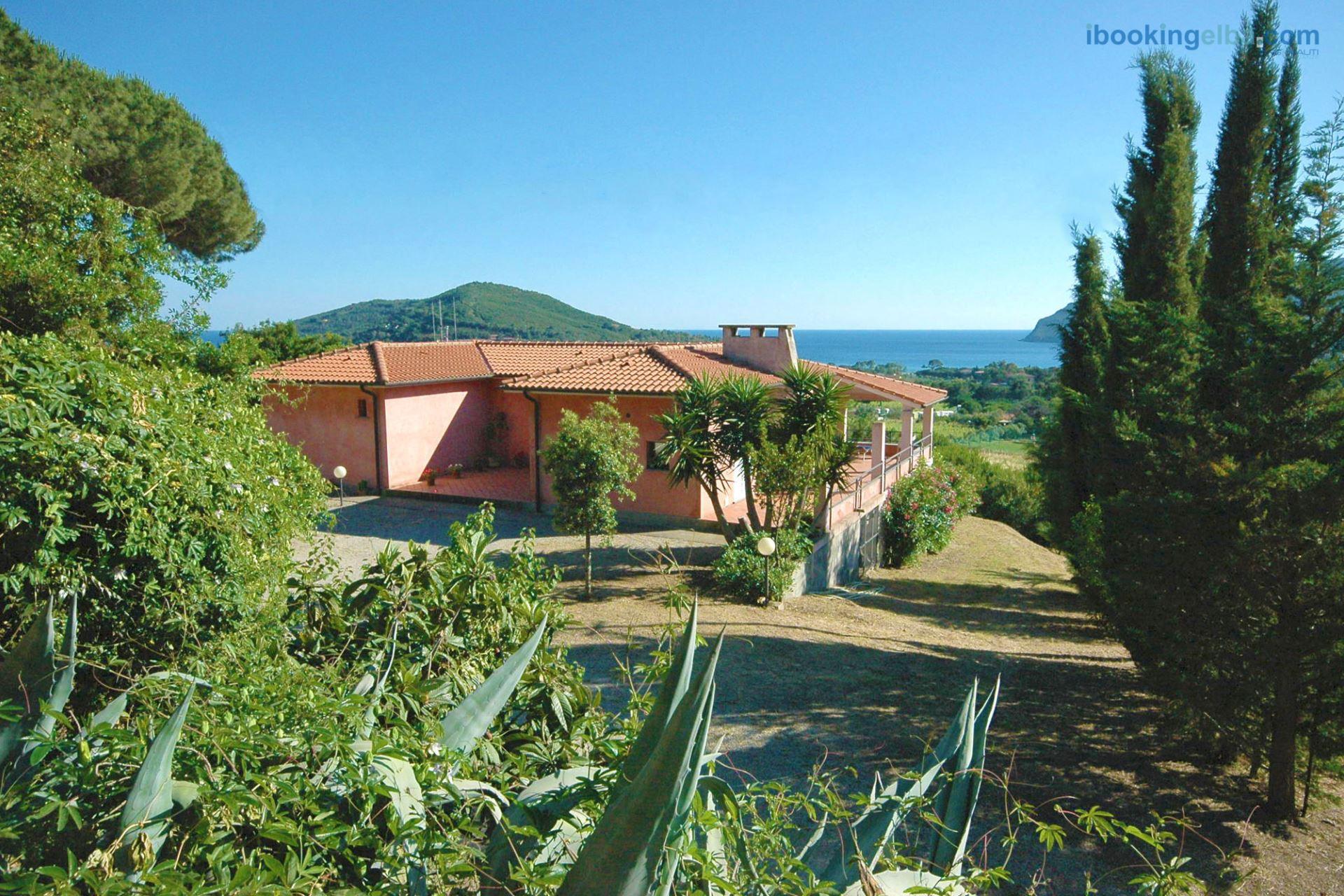 Villa Manuela - Trilocale Vista Mare