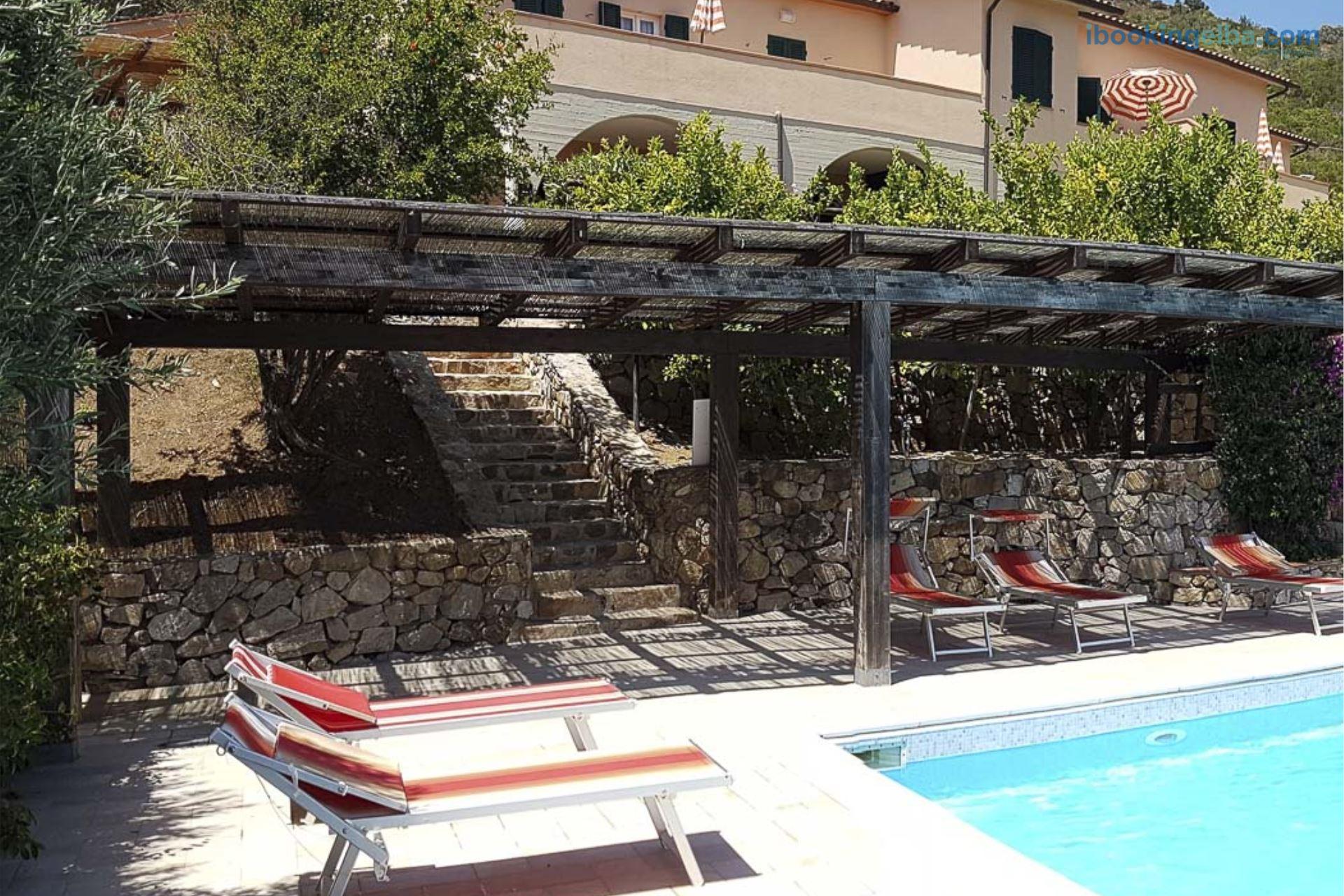 Residence Le Solane - Bilocale Vista Mare (111)