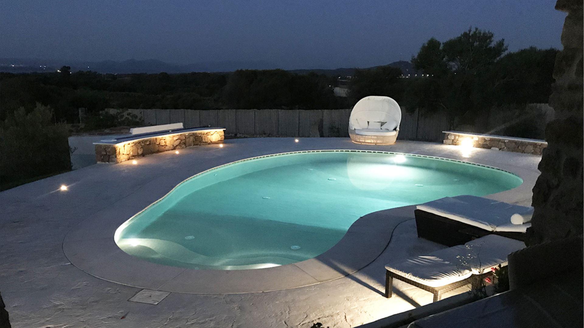 Villa Bianca con piscina privata
